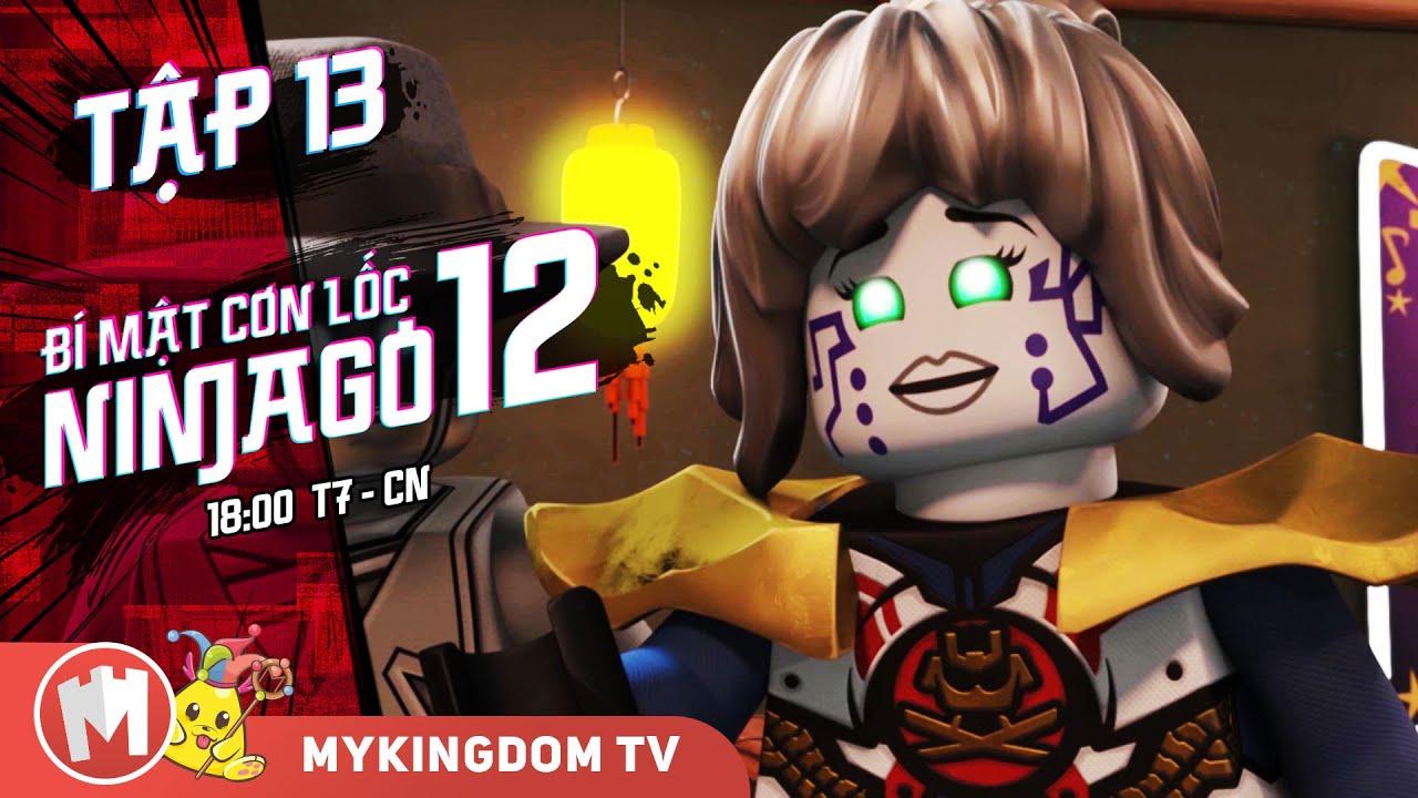BÍ MẬT CƠN LỐC NINJAGO – Phần 12 | Tập 13: Bí Mật Của Thành Phố Ninjago – Phim Ninjago Tiếng Việt