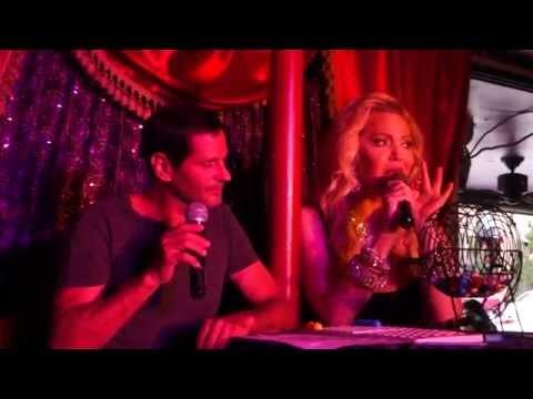 Everybody Wants A Rim Job at Hamburger Mary's Bingo Thomas Calabro & Calpernia Addams