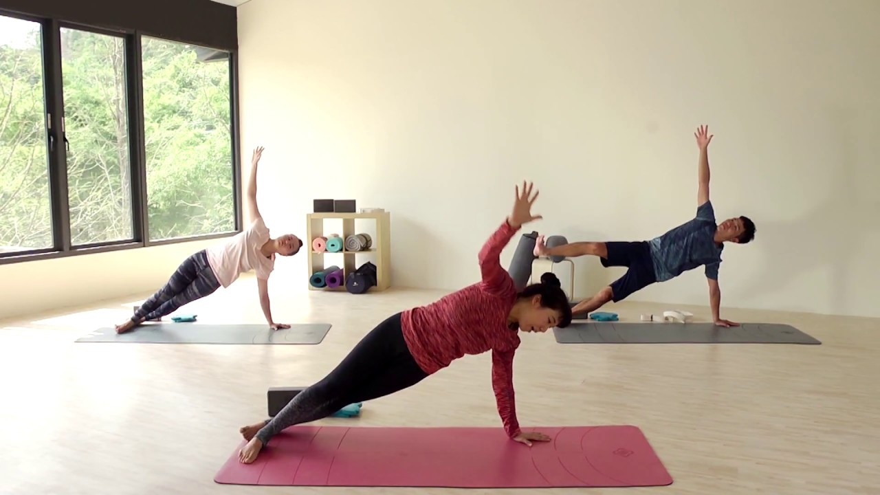 [迪卡儂] 瑜珈運動品牌 初學者瑜珈教學 - YouTube