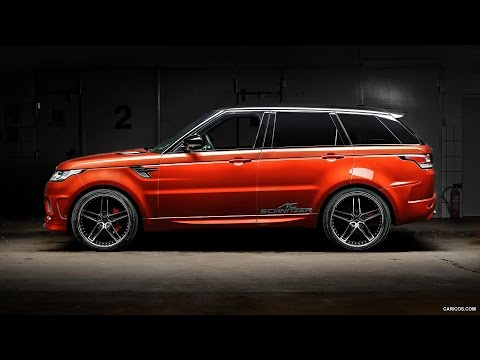 FULL REVIEW - 2014 AC Schnitzer Range Rover Sport