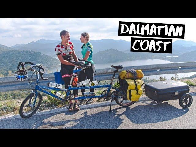 Croatia Bike Tour: In Love with the Dalmatian Coast!
