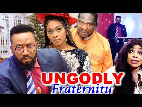Download UNGODLY FRATERNITY SEASON 8-(Trending New Movie)Fredrick Leonard 2021 Latest Nigerian Movie Full HD