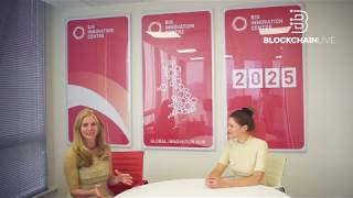 Blockchain Live 2018 Interview with Big innovation Centre Highlights