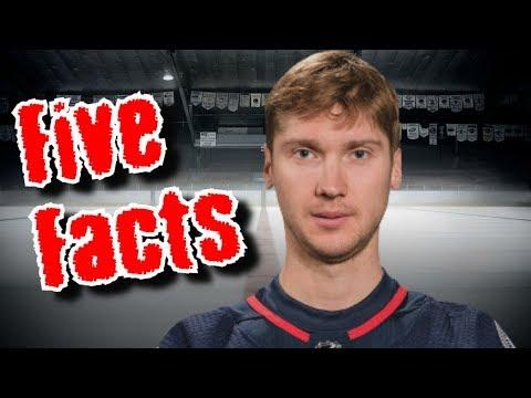 Sergei Bobrovsky/5 Facts You Never Knew