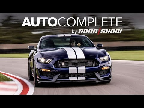AutoComplete: Ford brings performance updates to  Shelby GT