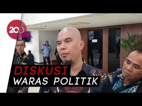 Ahmad Dhani Ajak Debat Ketua Umum GP Ansor