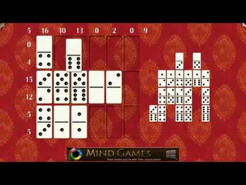 Solve Mind games domino 5