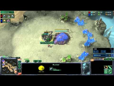 StarCraft Tutorial: Counter to Command Center first in ZvT
