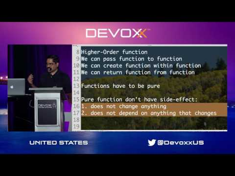 Functional Programming with Java 8 by Venkat Subramaniam