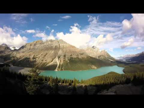 Roadtrip - Calgary to Vancouver (West Canada) - short version