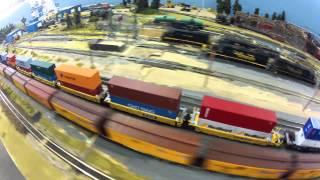 The Railyard HO Scale at The Great Train Show