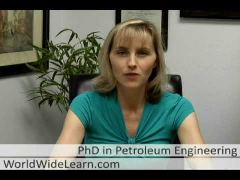 How to Get Your PhD in Petroleum Engineering