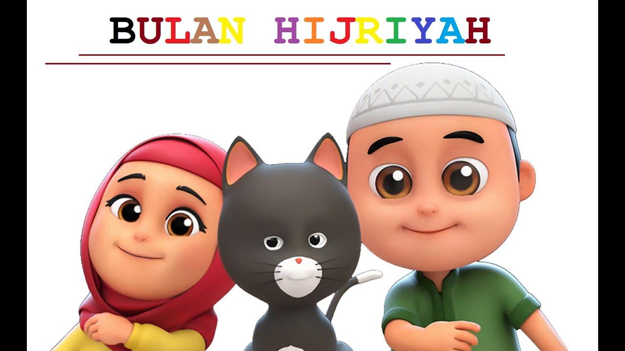 Lagu Bulan Hijriyah   Nussa & Rara