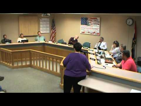 City of Centralia - General Goverment & Publlic Safety - May 13, 2013