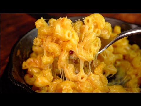 Easy, Low Calorie Mac & Cheese made in an AIR FRYER! | Vegan & Non Vegan Recipes in the Video!