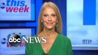 Kellyanne Conway: Justice Kavanaugh 'should not be seen as tainted'