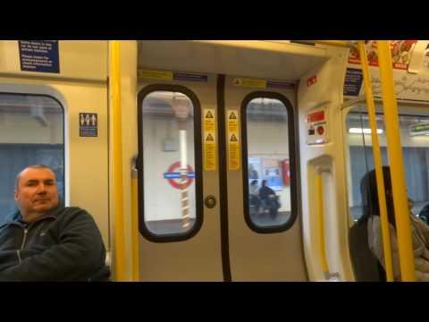 Circle Line: Hammersmith to Baker Street