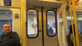 Circle Line: Hammersmith to Baker Street