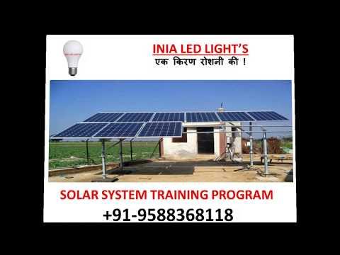 How To Start  Solar Panel System Business   Installing Solar Power Panel