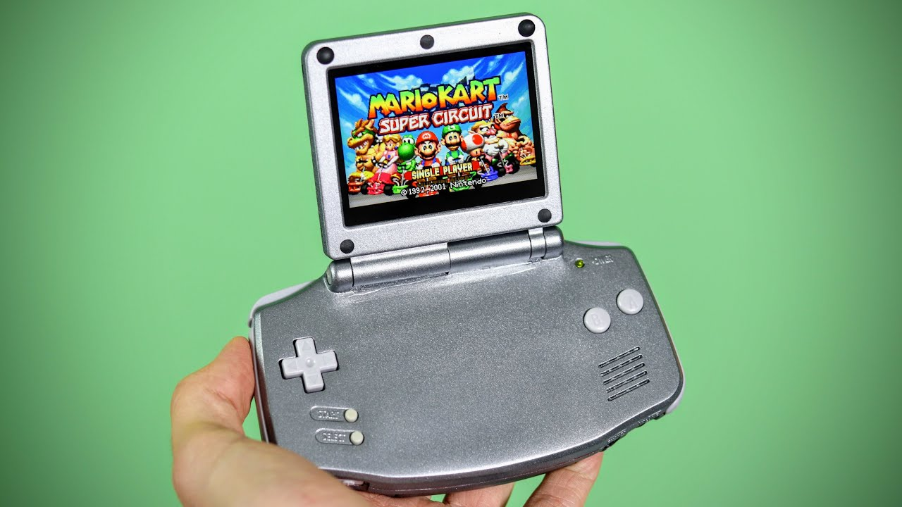 I built the GameBoy we always wanted