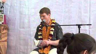 Бхагавад Гита 18.65 - Дамодара прабху