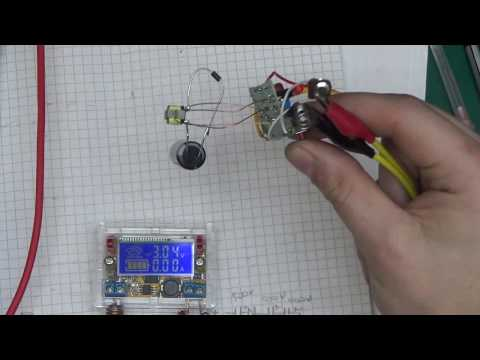 Xenon flash reverse engineering, build, and mistakes