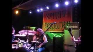 Spirit Caravan - Powertime live at Saint Vitus bar, Brooklyn NY, 04-15-2014
