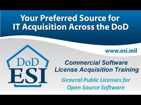 General Public Licenses for Open Source Software - Part3