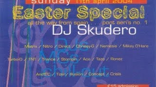 Mc Stompin Tazo Ace & Turbo-D @ The New Monkey Easter Special 11.04.2004