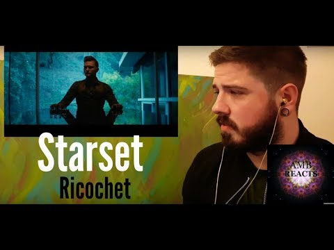 Starset - Ricochet (Reaction)