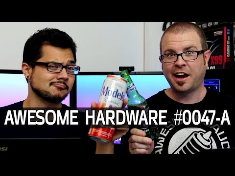 Awesome Hardware #0047-A: YouTube Porn, Fractal Nano S, Colonizing Mars - 동영상