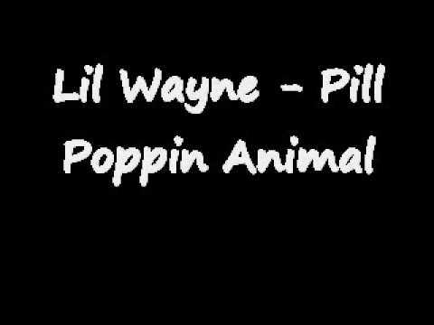 Lil Wayne - Pill Popping Animal