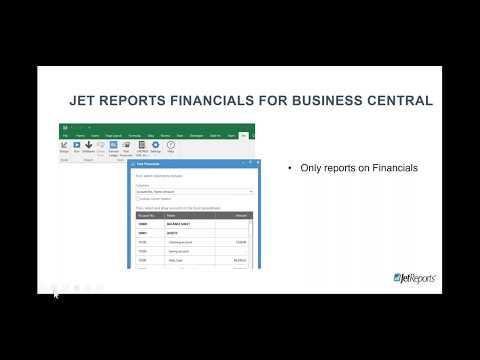 Jet Reports Comparison (Webinar)