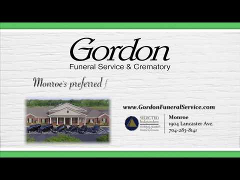 Gordon Funeral Service And Crematory Inc Monroe Nc