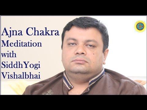 Ajna Chakra Meditation with SiddhYogi.