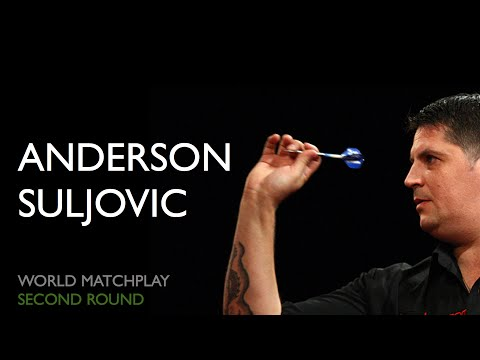 World Matchplay '15: Anderson vs Suljovic | 2nd round [1080p][5.1]
