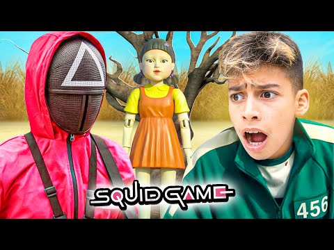 SQUID GAME Roblox! Last Man Standing WINS PRIZE...