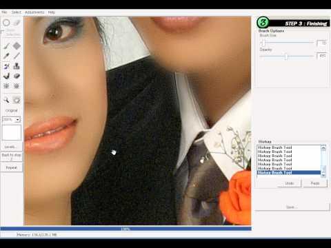Photoshop CS2 - Phan 10 - Bai 1 - Thiet ke anh cuoi kho lon (Phan 1)