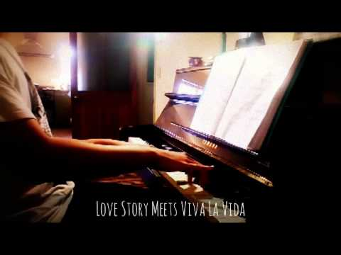 the piano guys love story meets love story Jon schmidt - love story meets viva la vida - sheet music [piano, cello] uploaded by story of my life sheet music by the piano guys (piano – 157602.