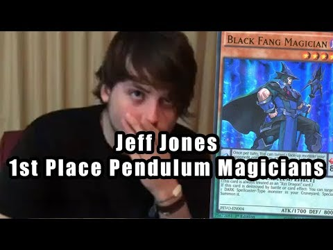 Jeff Jones - Pendulum Magicians 1st Place UDS Florida Yu-Gi-Oh! Deck Profile