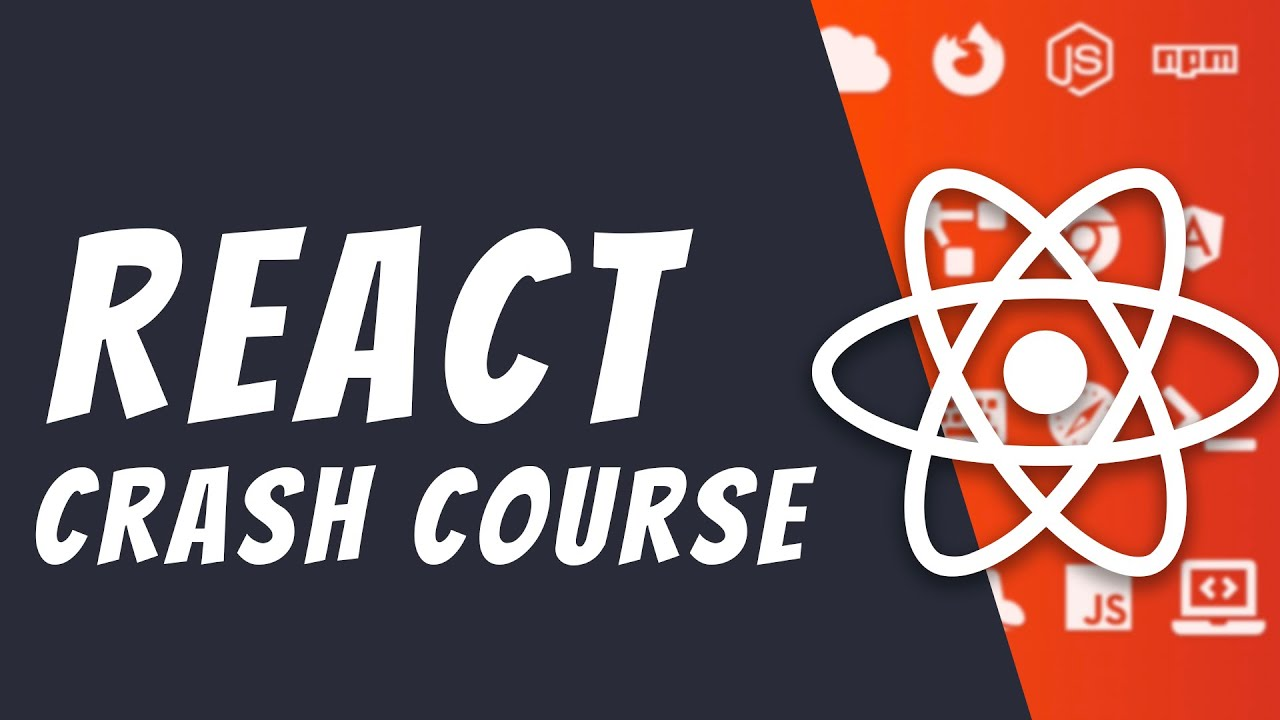 React Crash Course 2020 - Learn React in 1 Video + Projects 🔥