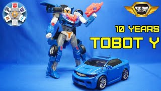 Tobot Y - 10th Anniversary Rev…