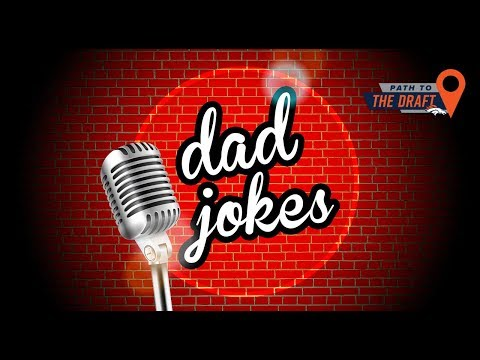 Dad Jokes: Senior Bowl edition