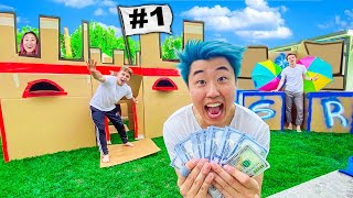 STRONGEST BOX FORT CASTLE WINS $10,000!