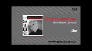 Charles Aznavour She