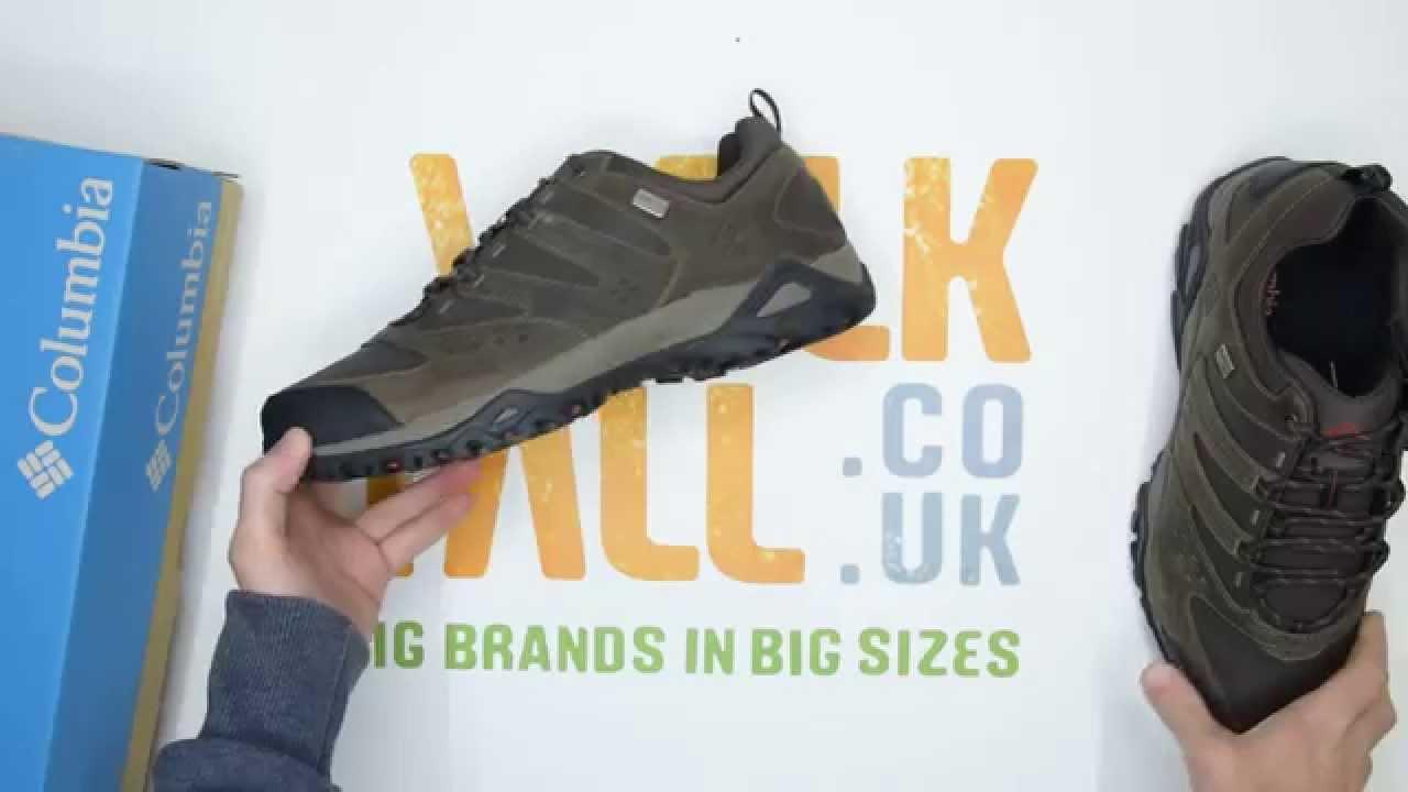 Columbia Peakfreak XCRSN Leather Outdry Mud Cedar Walktall | Unboxing | Hands on