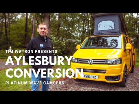 Platinum Wave Campers - Aylesbury
