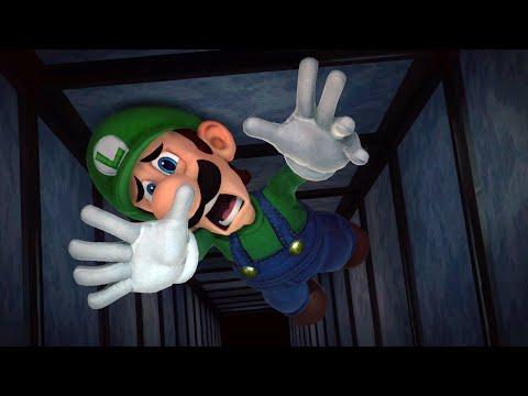 IL FRATELLO DI MARIO è IN PERICOLO!!   Luigi's Mansion 3