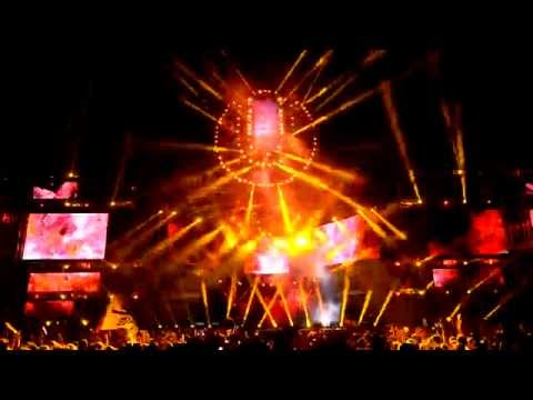 Ultra Korea 2015 - Knife Party - Destroy Them With Lazers (Live)
