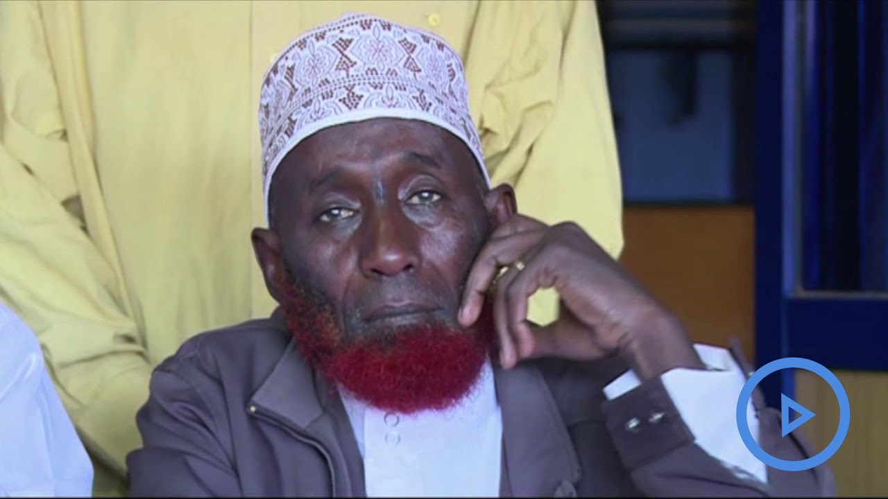 Muslim leaders at the Rift Valley oppose Trump's decision on Jerusalem